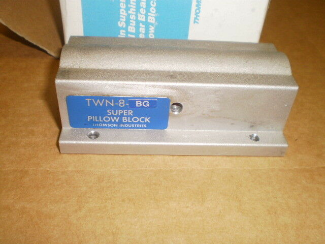 THOMSON TWN-8-BG SUPER PILLOW BLOCK REFURBISHED >