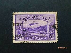 1935 £2 NEW GUINEA AIR BULOLO VFU HIGH CV SG 204 Burpengary Caboolture Area Preview