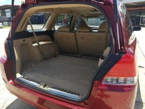 2005 Honda Odyssey 3rd Gen Luxury Wagon 7st 5dr Spts Auto 5sp 2.4i Red Sports Automatic Wagon