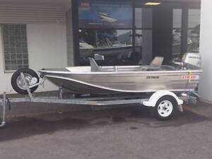 Stacer 379 Proline Package Gepps Cross Port Adelaide Area Preview