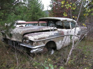 1958 BUICK SPECIAL.....selling as a parts car