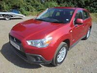 Mitsubishi ASX 2 (red) 2011