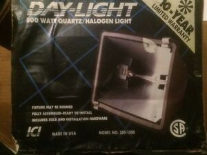 NEW** Halogen Light and Used Halogen Light ($10 for both)
