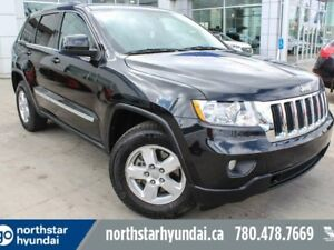 2013 Jeep Grand Cherokee LAREDO/LEATHER/4X4/CRUISE