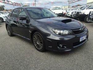 2011 Subaru Impreza MY11 WRX (AWD) Grey 5 Speed Manual Hatchback Maddington Gosnells Area Preview