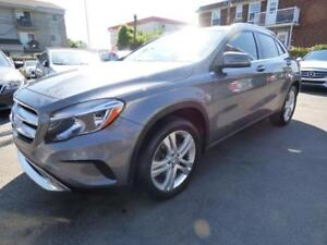 2015 MERCEDES-BENZ GLA250 4MATIC (78,000 KM, CUIR, NAVI, FULL!!)