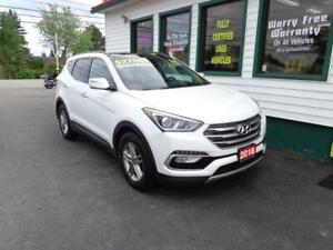 2018 Hyundai Santa Fe Sport SE only $219 bi-weekly all in!