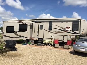 2012 Blue Ridge 3600 RFS fifth wheel