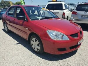 2004 MITSUBISHI LANCER SEDAN, AUTO, 146,700KMS,3 MONTHS REGO, WARRANTY,JUST SERVICED! North St Marys Penrith Area Preview