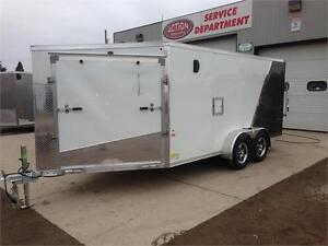 ENCLOSED SNOWMOBILE TRAILERS AT ROCK BOTTOM PRICES London Ontario image 4