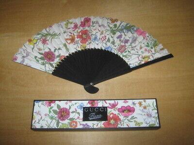 Gucci Flora Novelty Folding Fan Not For Sale Japan Limited
