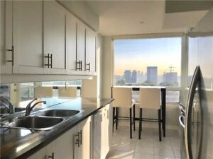 Large Corner 2Bed Unit - Unobstructed East View Overlooking Park