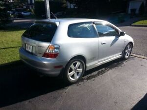 2004 Honda Civic SiR Hatchback $3300 nego