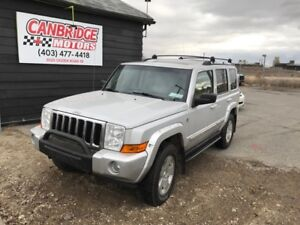 2006 Jeep Commander Limited 4WD Limited 4WD Limited 4WD Limited