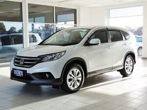 2014 Honda CR-V 30 MY14 DTI-S (4x4) White 6 Speed Manual Wagon Morley Bayswater Area Preview