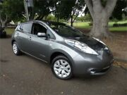 2016 Nissan Leaf 30KWH Battery Version 2016 30X AZEO Grey Automatic Hatchback Concord Canada Bay Area Preview