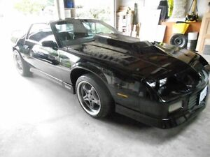 1984 Camaro Z28 L69 HO 5 Speed (T-Top)