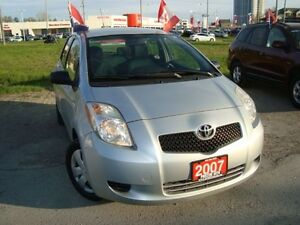 2007 Toyota Yaris LE Hatch. Loaded Only 159Km
