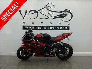 2011 Yamaha YZF-R6 - V2297 - **Financing Available