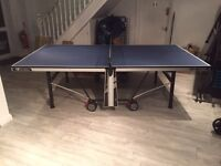 Cornilleau 540 Indoor Competition Table Dent to frame and chip to top (Usually over £400)