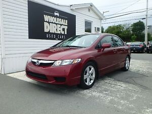 2009 Honda Civic SEDAN 5 SPEED SPORT 1.8 L