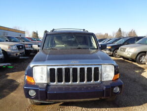 2006 Jeep Commander LIMITED-4X4-DVD-TV-LEATHER-SUNROOF-B/CAMERA