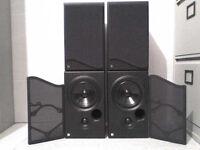 4 KEF Coda 7 Stereo Speakers - Heathrow