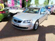 2008 Holden Calais VE MY08.5 Silver 5 Speed Sports Automatic Sedan Minchinbury Blacktown Area Preview