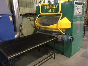Fladder automatic deburring machine