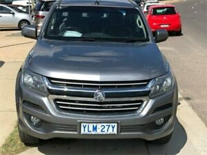 2016 Holden Colorado RG MY16 LT (4x4) Steel Grey 6 Speed Automatic Crew Cab Pickup Fyshwick South Canberra Preview