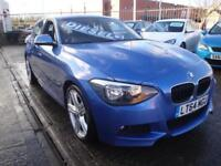 64 BMW 116D M SPORT 5 DOOR DIESEL *£30 A YEAR TAX*