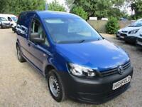 2014 Volkswagen Caddy 1.6TDI C20 Startline NO VAT 60000 MILES GUARANTEED