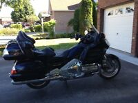 Honda Goldwing 2009 w/trailer