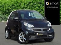smart fortwo coupe EDITION 21 MHD (black) 2014-01-31