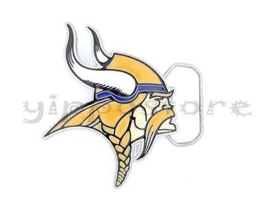 Minnesota Vikings NFL Football Officially Licensed Belt Buckle