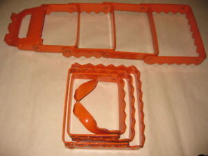 TRACTION GRIDS FOR SNOW, ICE, or MUD. NEW.