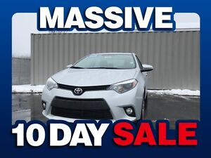 2014 Toyota Corolla LE ( MASSIVE 10 DAY SALE! )