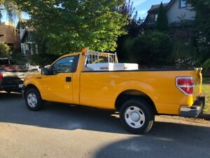 Ford F150 Work Truck