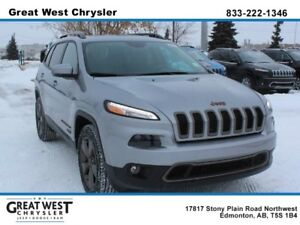 2017 Jeep Cherokee 75TH ANNIVERSARY ED.**LOW KMS**PREMIUM SOUND*
