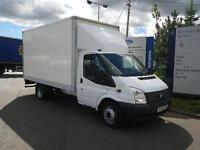 Ford Transit 2.2TDCi ( 100PS ) ( EU5 ) ( RWD ) 350LWB EF LUTON