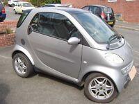 SMART CAR PASSION SOFTOUCH TIPTRONIC/AUTO 600CC