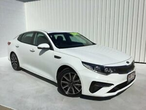 2018 Kia Optima JF MY19 SI Clear White 6 Speed Sports Automatic Sedan Mundingburra Townsville City Preview