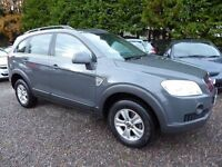 Chevrolet Captiva 2.0 VCDi LS ....Fabulously Low 37,000 Genuine Miles Only & Diesel, Immaculate Car