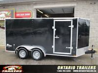 2016 Stealth Trailers 7 X 14 + 24