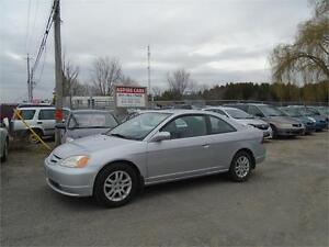 """2003 Honda Civic """"Si""""-ONE OWNER-NEW T. BELT-EXTRA CLEAN!"""