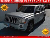 2009 Jeep Patriot Limited 4WD SUV with Sunroof, Leather Windsor Region Ontario Preview