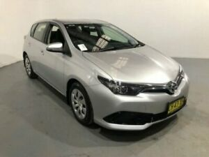 2016 Toyota Corolla ZRE182R MY15 Ascent Silver 7 Speed CVT Auto Sequential Hatchback Kooringal Wagga Wagga City Preview