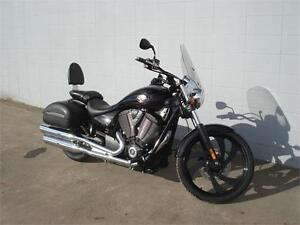 2008 VICTORY MOTORCYCLES 8-Ball Vegas