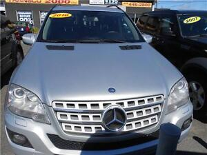 2010 Mercedes-Benz Classe-M ML350 BlueTEC