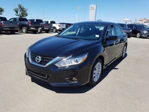 2017 Nissan Altima S $21888 Back-up Cam,  Bluetooth,  A/C,